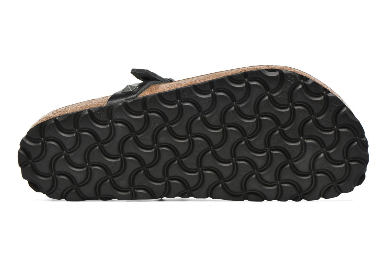 Sandales et nu-pieds Birkenstock Marillia Cuir Noir vue haut