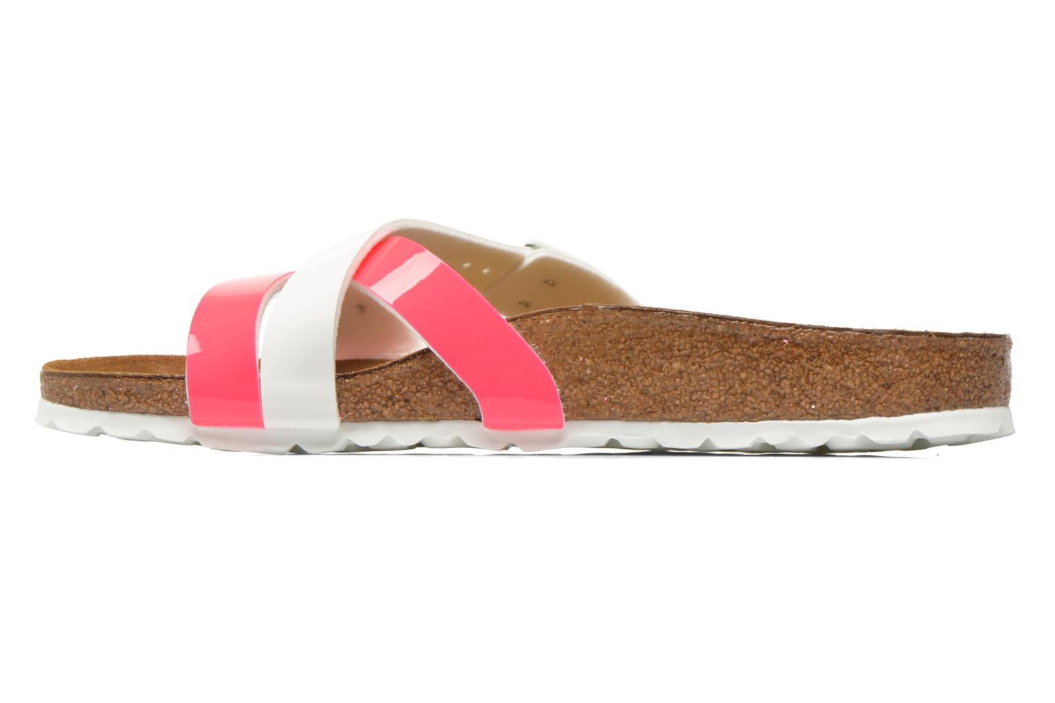 Yao Flor Vernis Neon Pink / White