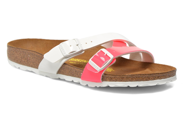 Yao Flor Vernis Neon Pink / White