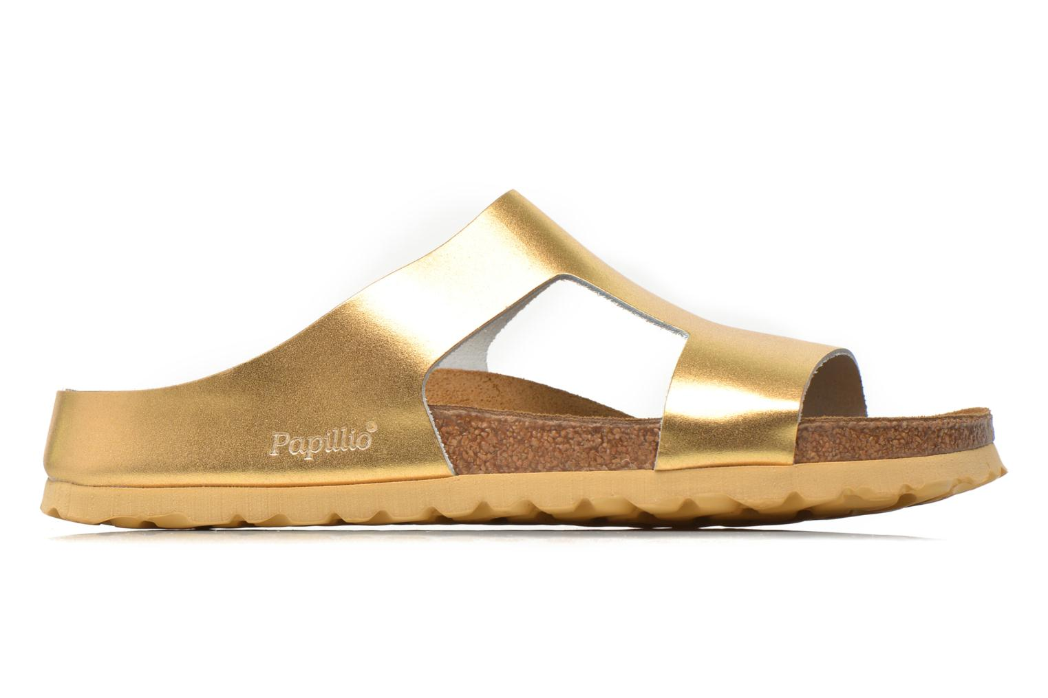 Mules & clogs Papillio Charlize Cuir W Bronze and Gold back view