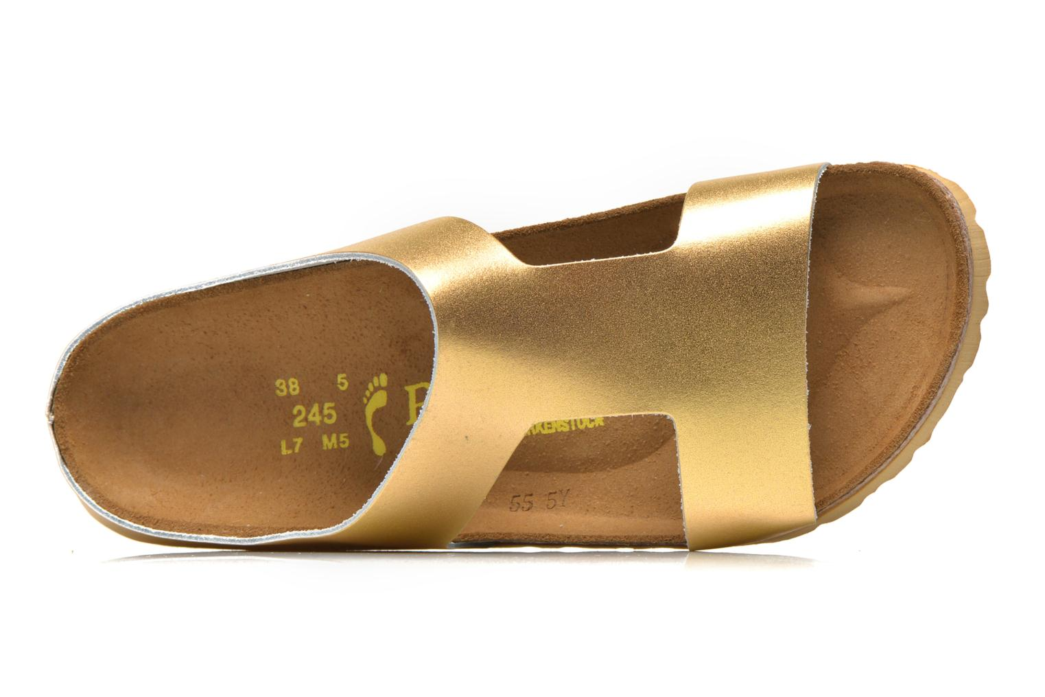 Mules & clogs Papillio Charlize Cuir W Bronze and Gold view from the left