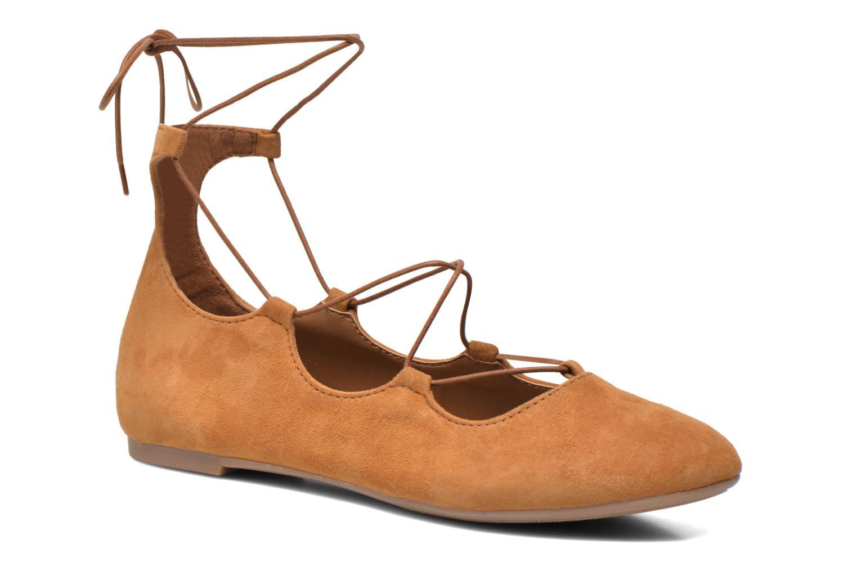 Los últimos zapatos de hombre y mujer André Navajo (Marrón) - Bailarinas en Más cómodo