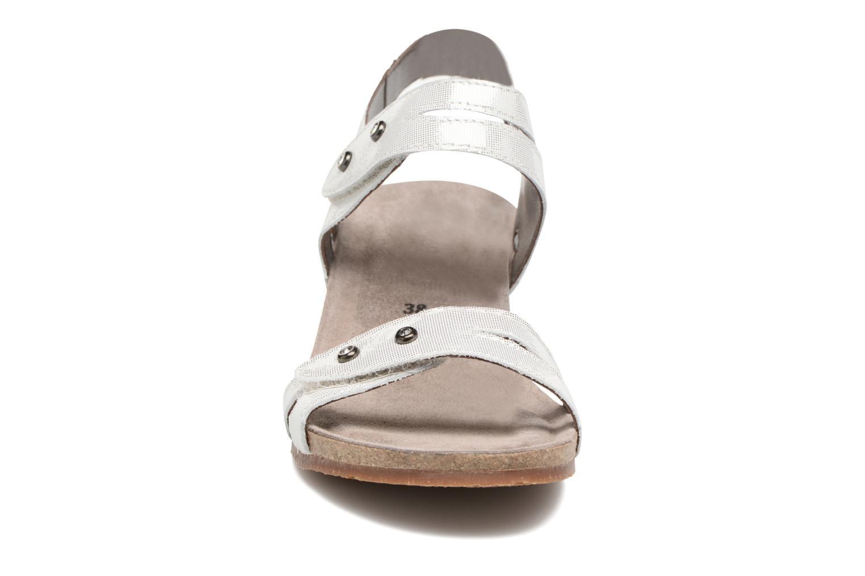 Sandales et nu-pieds Mephisto MINOA Blanc vue portées chaussures