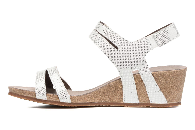 Sandales et nu-pieds Mephisto MINOA Blanc vue face