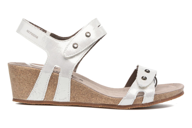 Sandales et nu-pieds Mephisto MINOA Blanc vue derrière