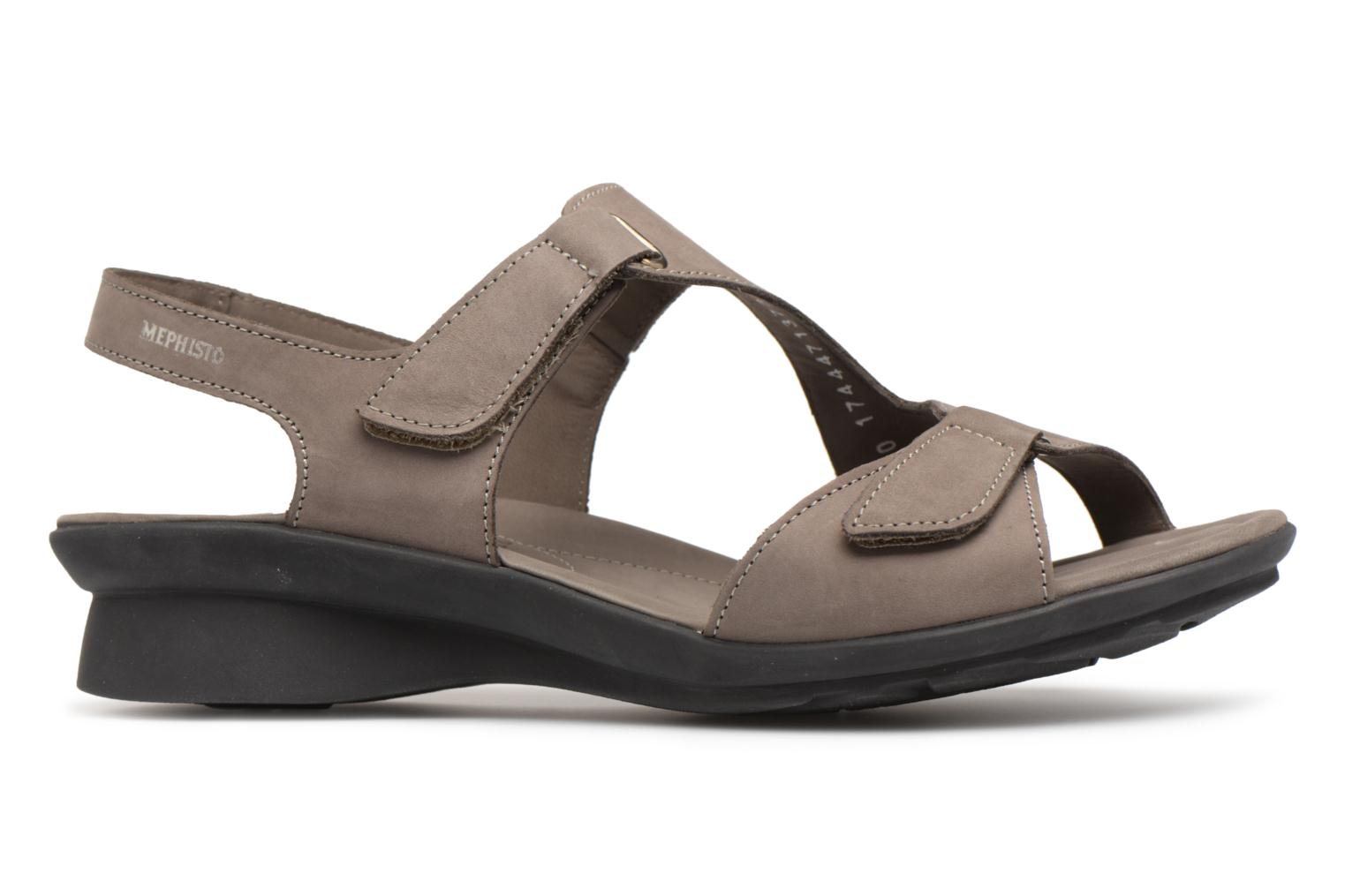 Sandals Mephisto PARIS Grey back view