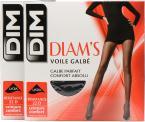 Strumpfhose DIAM'S VOILE GALBE 2er-Pack