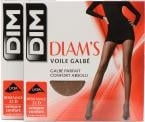 Collant DIAM'S VOILE GALBE Lot de 2
