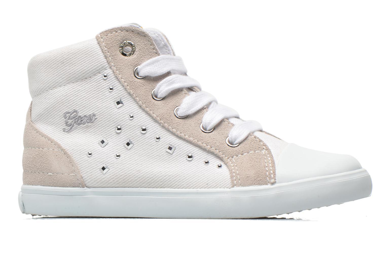 Sneakers Geox B Kiwi Girl B52D5F Bianco immagine posteriore