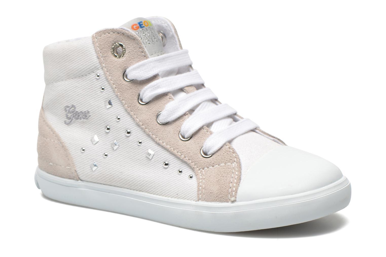 Sneakers Geox B Kiwi Girl B52D5F Bianco vedi dettaglio/paio