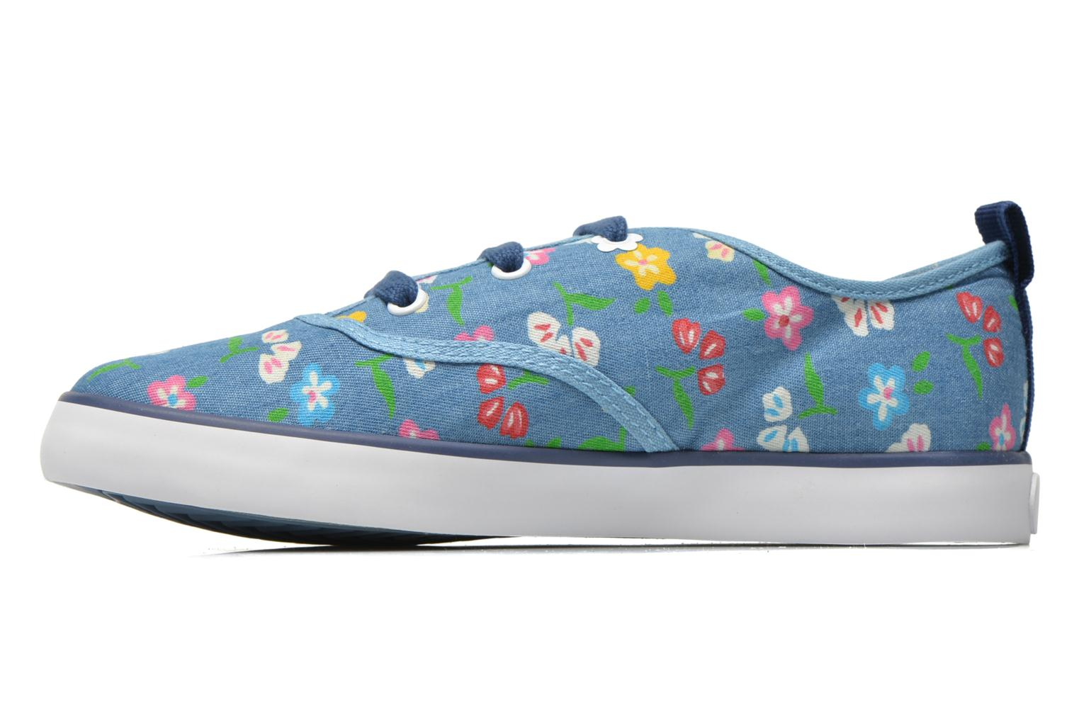 Trainers Geox JR Ciak Girl J5204E Blue front view