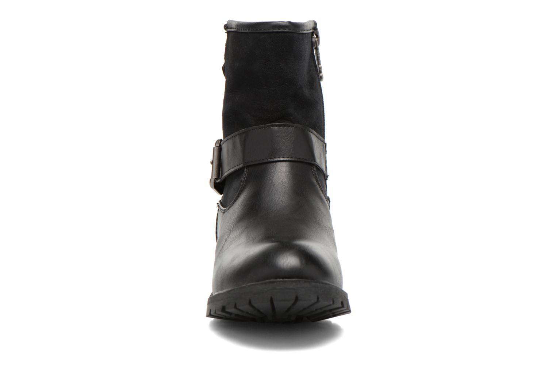 Bottines et boots Refresh Melina-61416 Noir vue portées chaussures