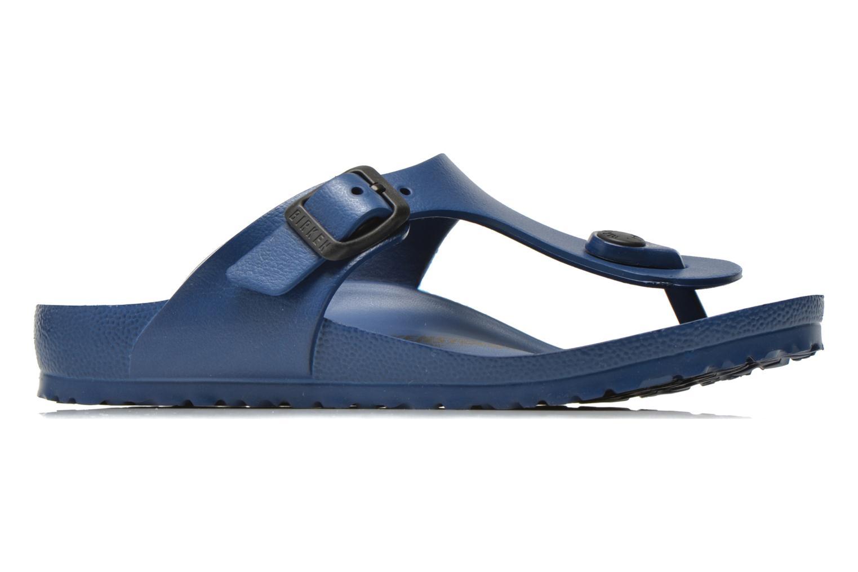 Sandales et nu-pieds Birkenstock Gizeh EVA Bleu vue derrière