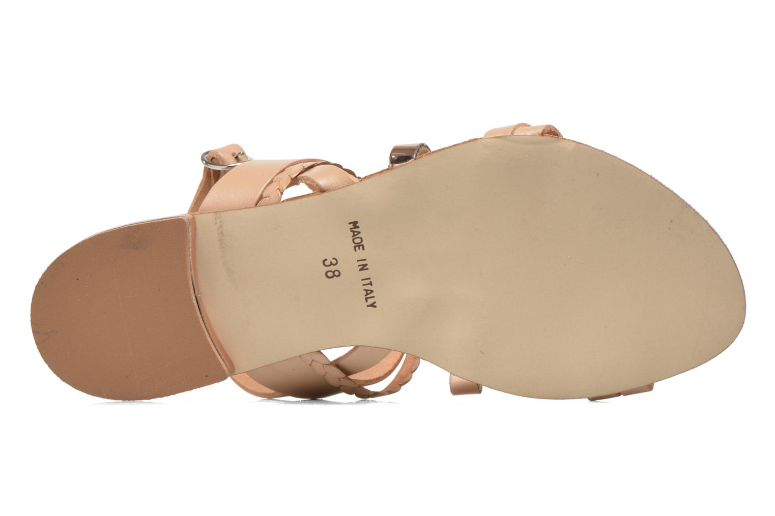 Sandals Georgia Rose Doloress Beige view from above