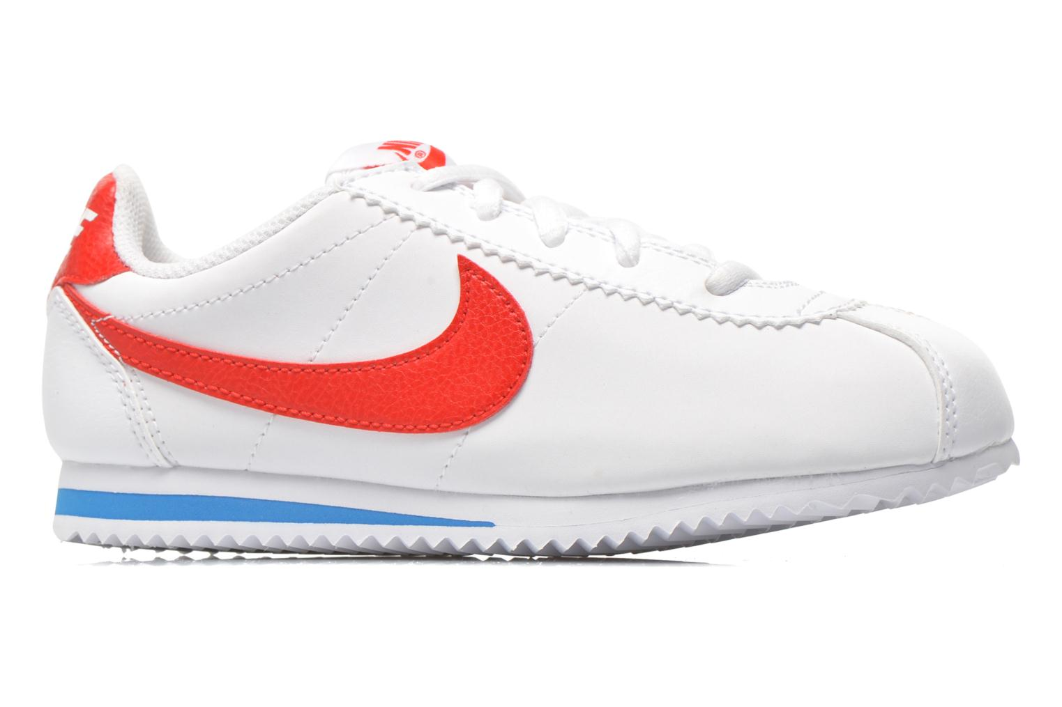 Trainers Nike Nike Cortez (Ps) White back view