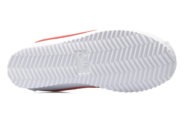 Deportivas Nike Nike Cortez (Ps) Blanco vista de arriba