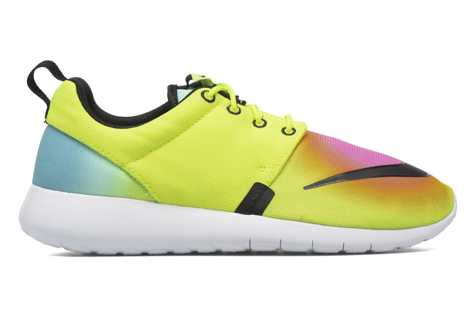 Trainers Nike Nike Roshe One Fb (Gs) Yellow back view