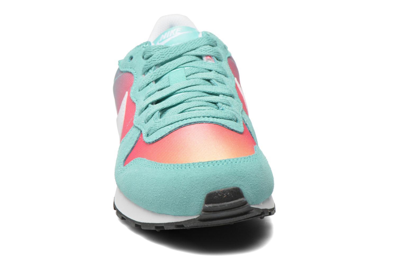 Sneaker Nike Nike Internationalist (Gs) mehrfarbig schuhe getragen