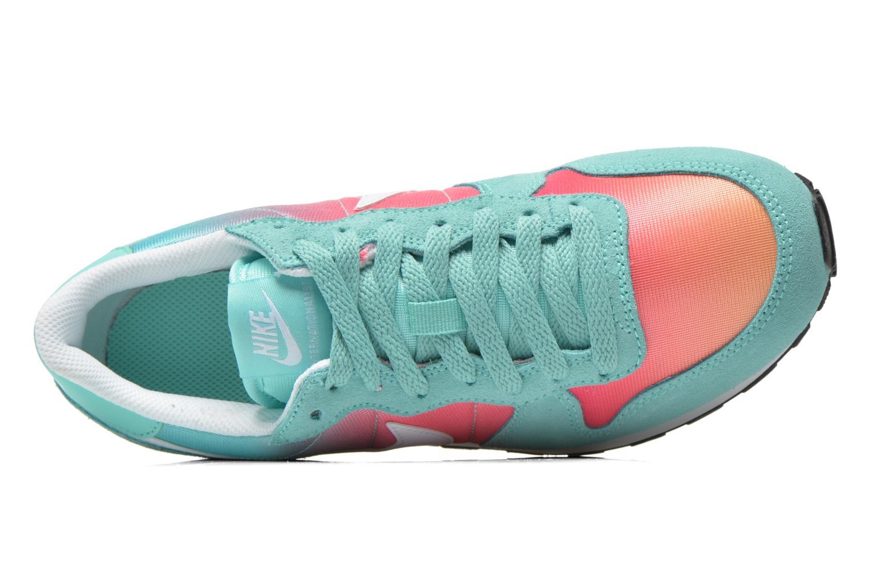 Sneaker Nike Nike Internationalist (Gs) mehrfarbig ansicht von links