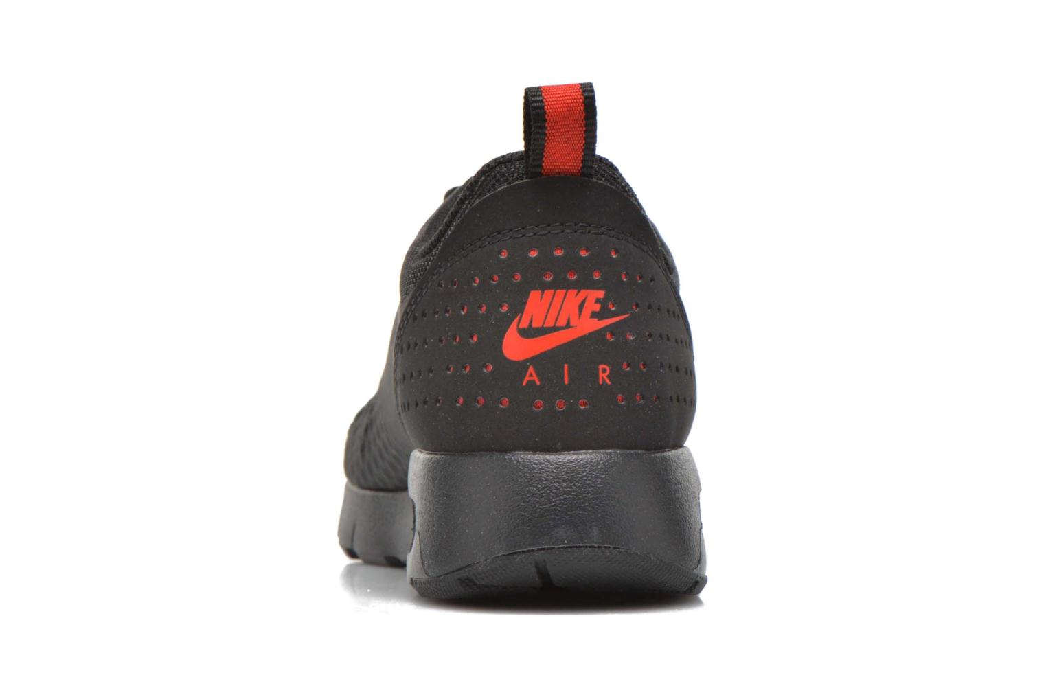 Nike Air Max Tavas (Gs) Black Black-Challenge Red