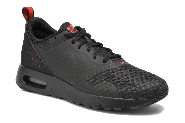 Baskets Nike Nike Air Max Tavas (Gs) Noir vue détail/paire