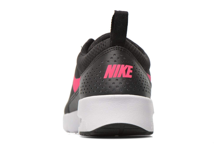 Nike Air Max Thea (Gs) BLACK HYPER PINK-WHITE