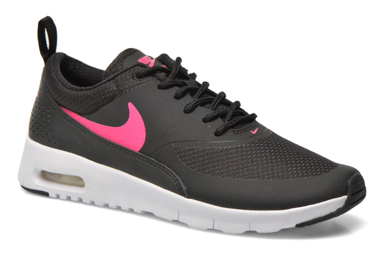 Baskets Nike Nike Air Max Thea (Gs) Noir vue détail/paire