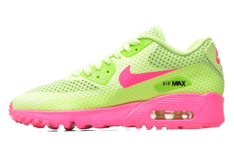 Sneaker Nike Nike Air Max 90 Br (Gs) grün ansicht von vorne