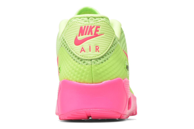 Sneaker Nike Nike Air Max 90 Br (Gs) grün ansicht von rechts