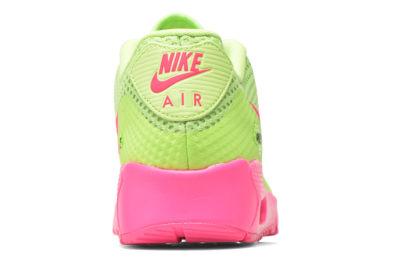 Baskets Nike Nike Air Max 90 Br (Gs) Vert vue droite