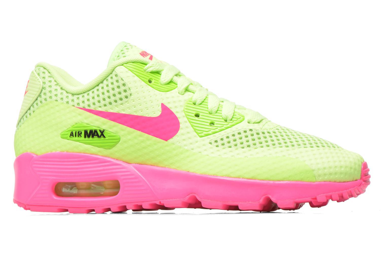 Sneaker Nike Nike Air Max 90 Br (Gs) grün ansicht von hinten
