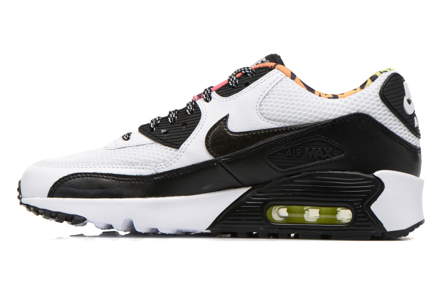 Trainers Nike Nike Air Max 90 Fb (Gs) White front view