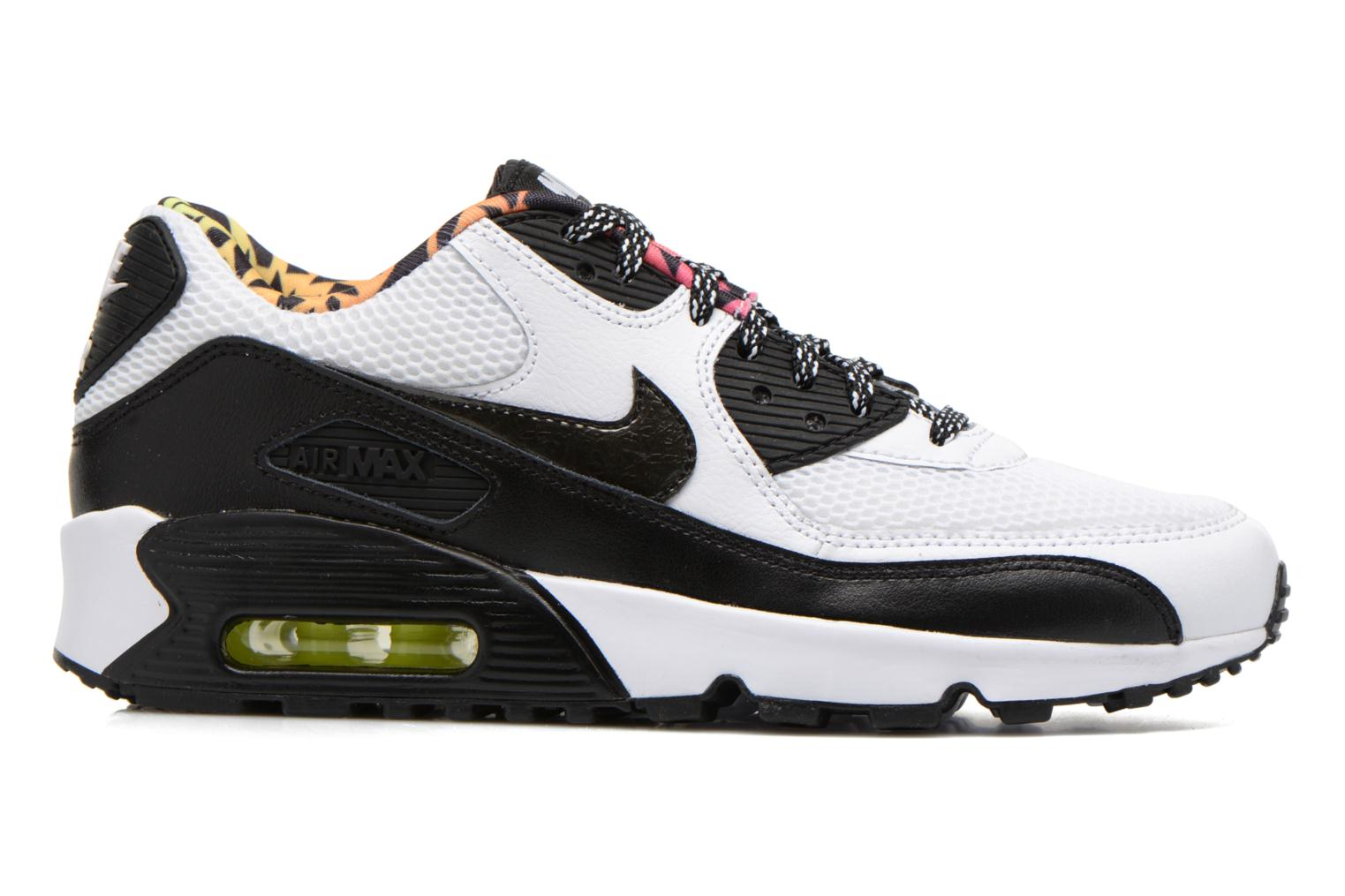 Trainers Nike Nike Air Max 90 Fb (Gs) White back view