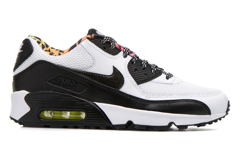 Sneaker Nike Nike Air Max 90 Fb (Gs) weiß ansicht von hinten