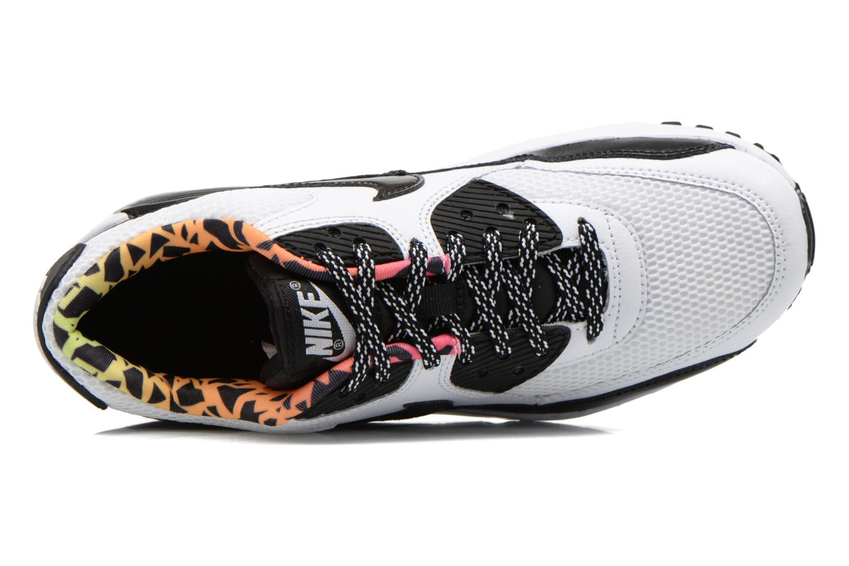 Baskets Nike Nike Air Max 90 Fb (Gs) Blanc vue gauche