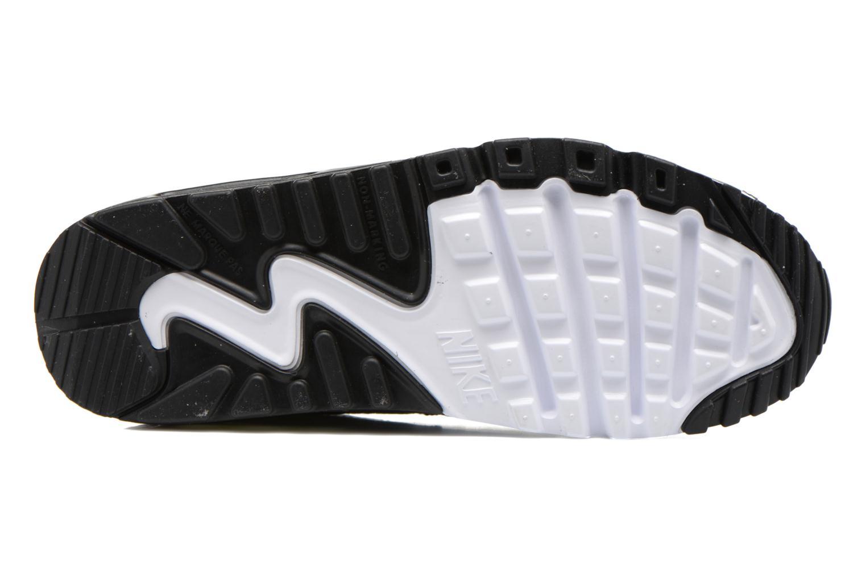 Baskets Nike Nike Air Max 90 Fb (Gs) Blanc vue haut