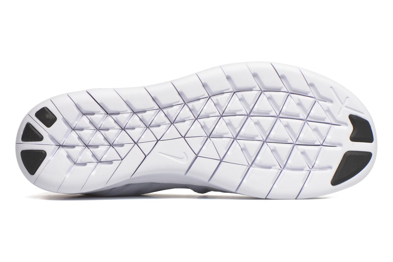 Sneaker Nike Nike Free Rn (Gs) grau ansicht von oben