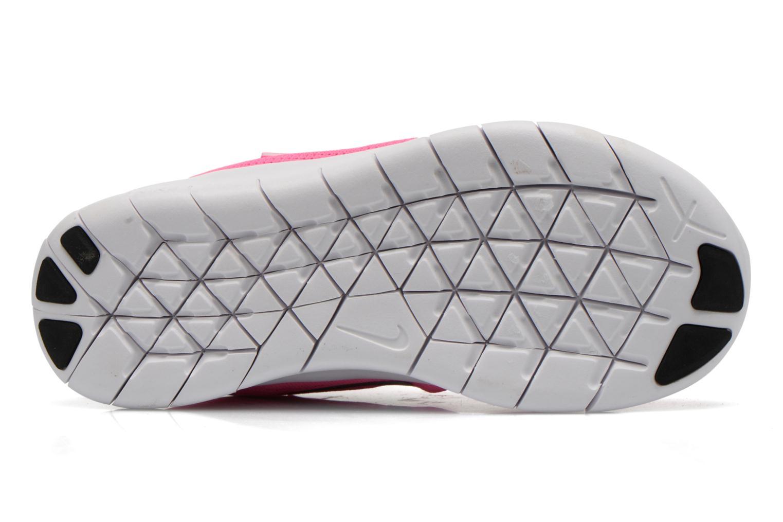 Deportivas Nike Nike Free Rn (Psv) Rosa vista de arriba