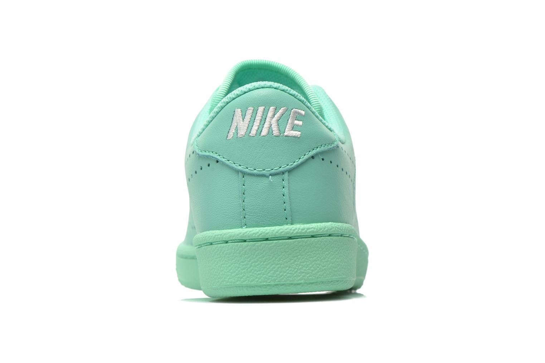 Sneaker Nike Tennis Classic Prm (Gs) grün ansicht von rechts