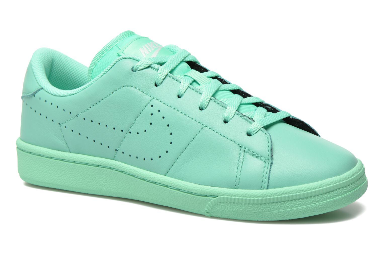 Baskets Nike Tennis Classic Prm (Gs) Vert vue détail/paire