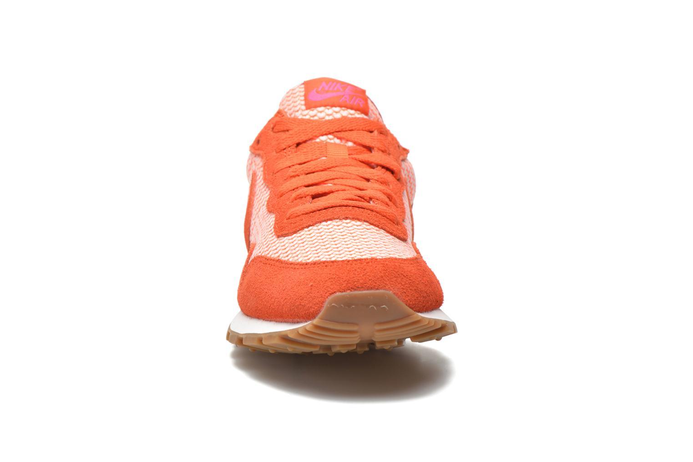 Sneaker Nike W Nike Air Pegasus '83 orange schuhe getragen