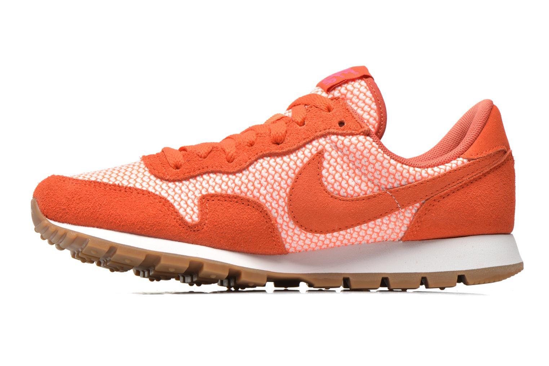 Sneaker Nike W Nike Air Pegasus '83 orange ansicht von vorne