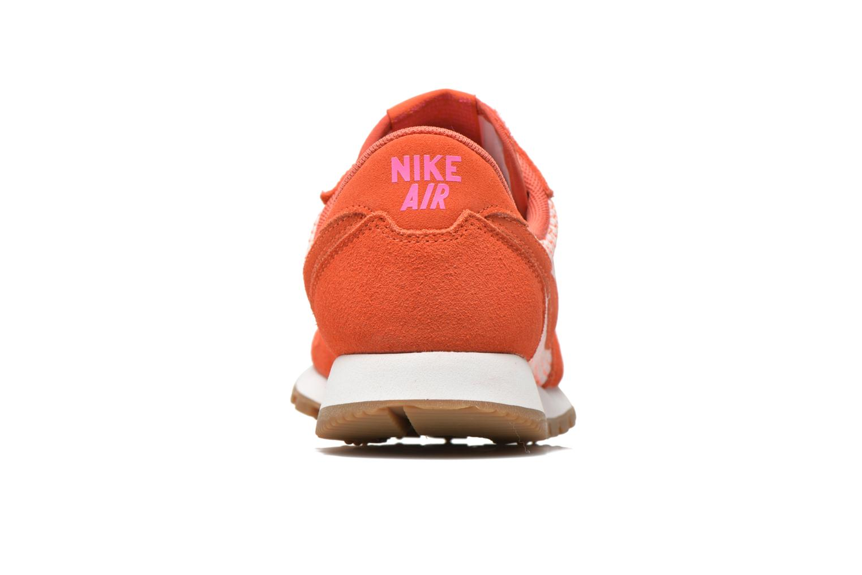 Sneaker Nike W Nike Air Pegasus '83 orange ansicht von rechts
