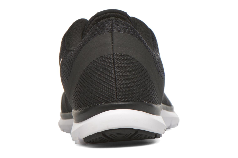 Sportschuhe Nike Wmns Nike Flex Trainer 6 schwarz ansicht von rechts