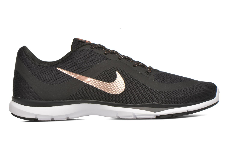 Sportschuhe Nike Wmns Nike Flex Trainer 6 schwarz ansicht von hinten
