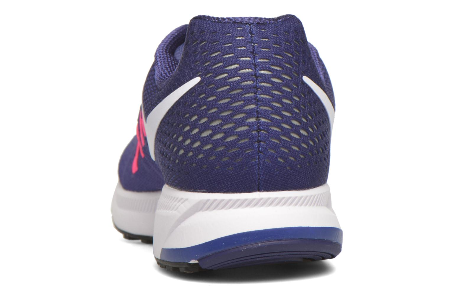 Sport shoes Nike Wmns Nike Air Zoom Pegasus 33 Purple view from the right