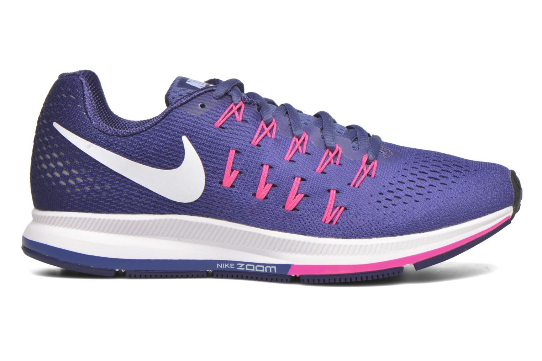 Chaussures de sport Nike Wmns Nike Air Zoom Pegasus 33 Violet vue derrière