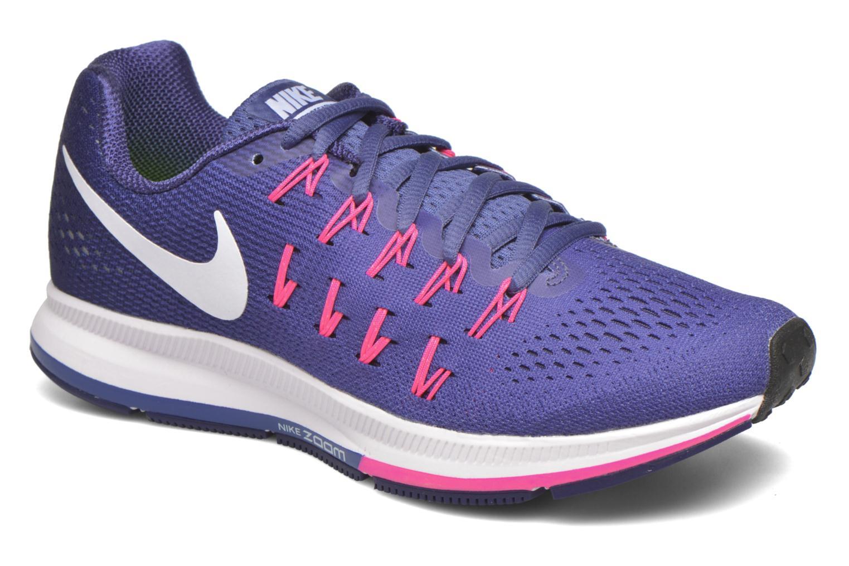 Chaussures de sport Nike Wmns Nike Air Zoom Pegasus 33 Violet vue détail/paire