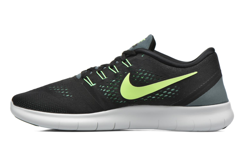 Chaussures de sport Nike Nike Free Rn Noir vue face