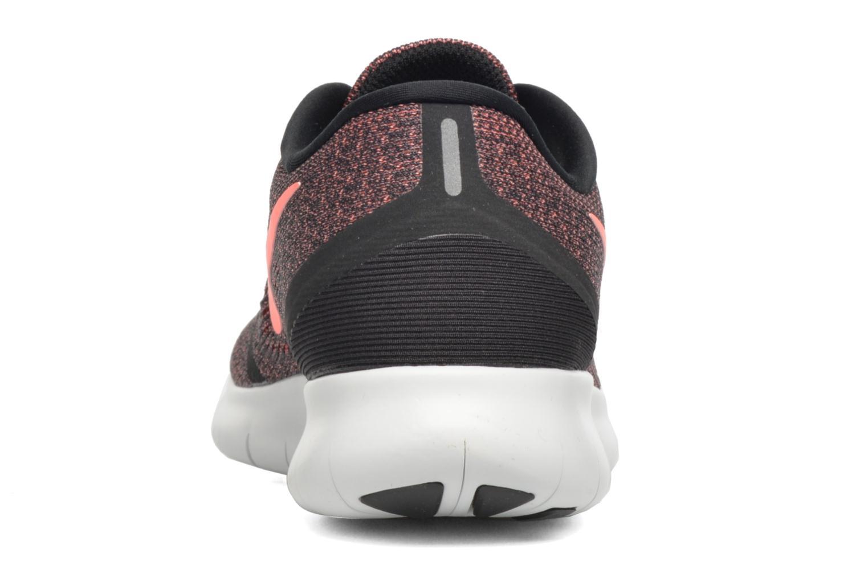Chaussures de sport Nike Wmns Nike Free Rn Noir vue droite